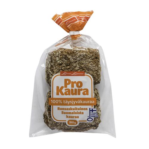 ProKaura kauraleipä 4 kpl/pss