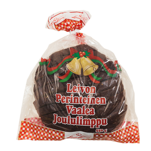 Leivon Perinteinen Vaalea Joululimppu