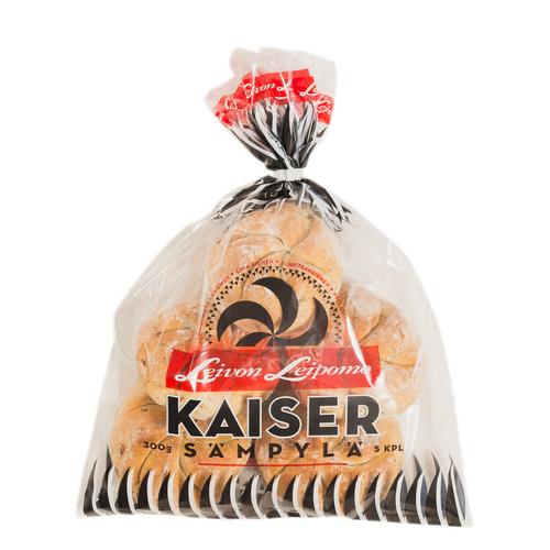 Kaiser sämpylä 5kpl