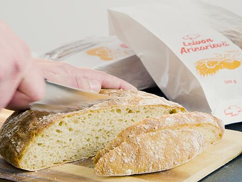 hapanleivän juuri teko